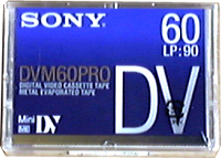 SONY-DVM60PRO
