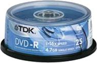 TDK-DVDR47CB25A