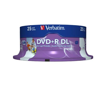 VB-DVD+RDL25PK